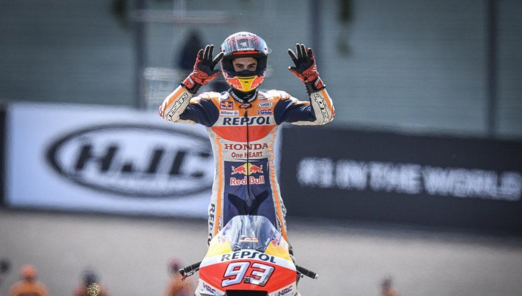 Marc Márquez Gran Premio de Alemania