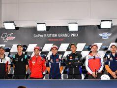 Rueda de prensa Silverstone. Fuente: MotoGP